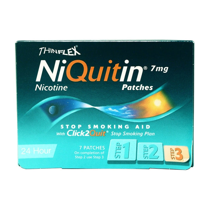 Niquitin Classic Patch 7mg 7 Day