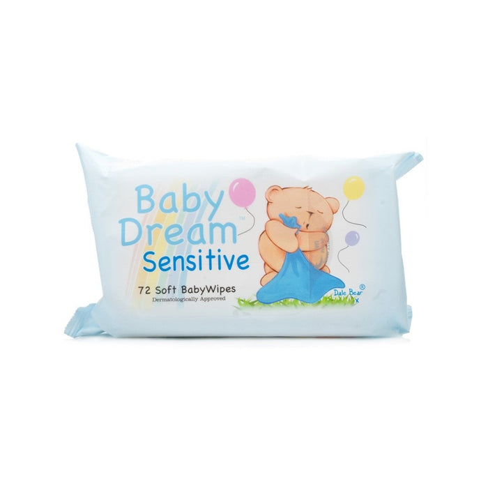 Baby Dream Wipes Sensitive