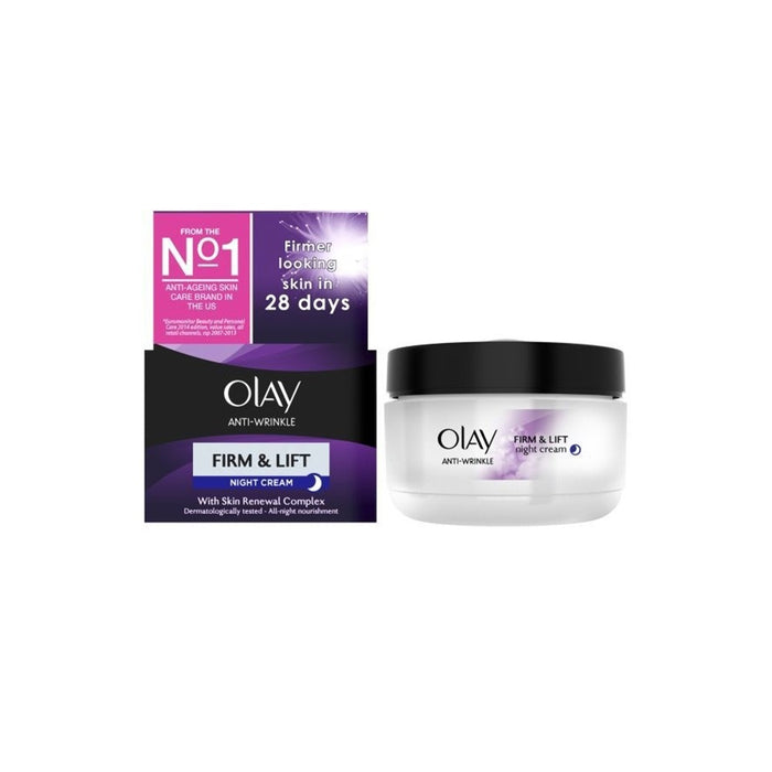 Olay Anti Wrinkle Firm Night Cream