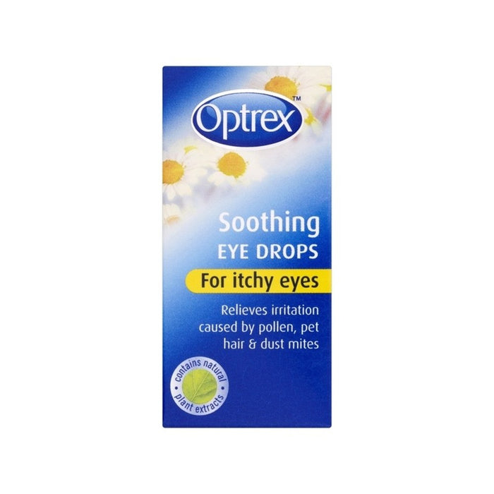 Optrextra Itchy Soothing Eye Drop