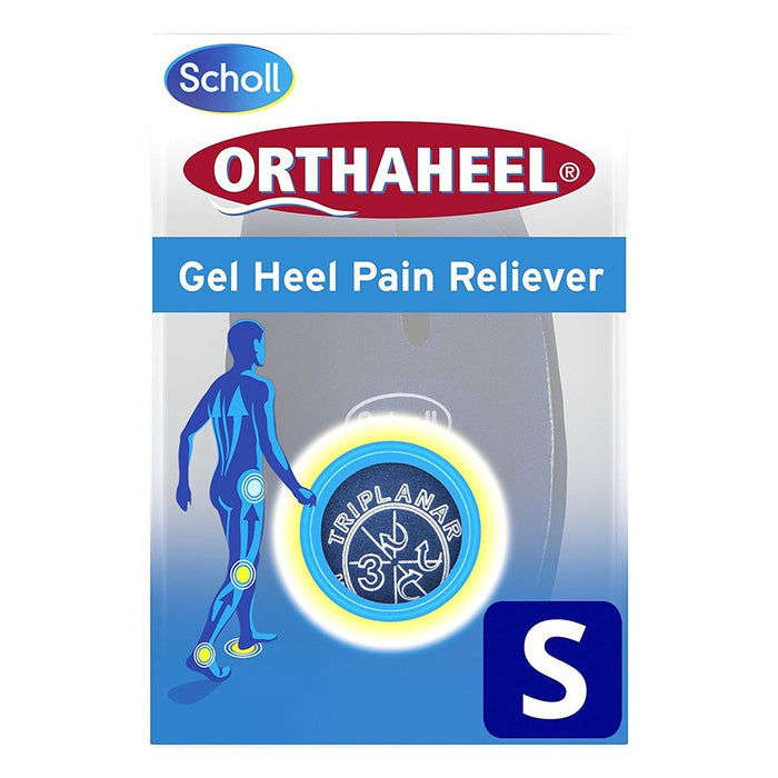 Orthaheel Gel Heel Pain Reliever S