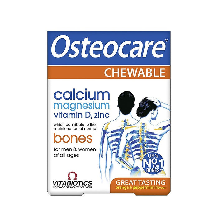 Osteocare Tabs  Chewable