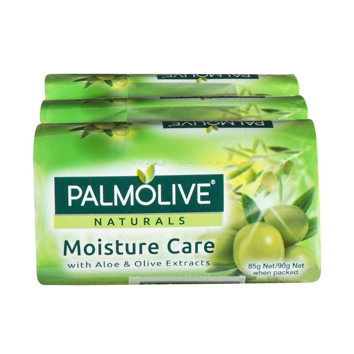 Palmolive Soap Moisture Care 3Pk