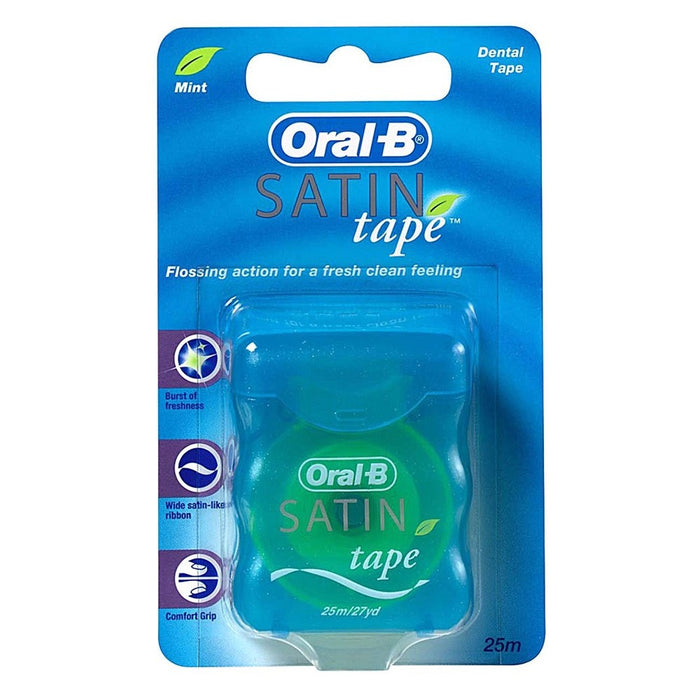 Oral B Satin Tape Mint