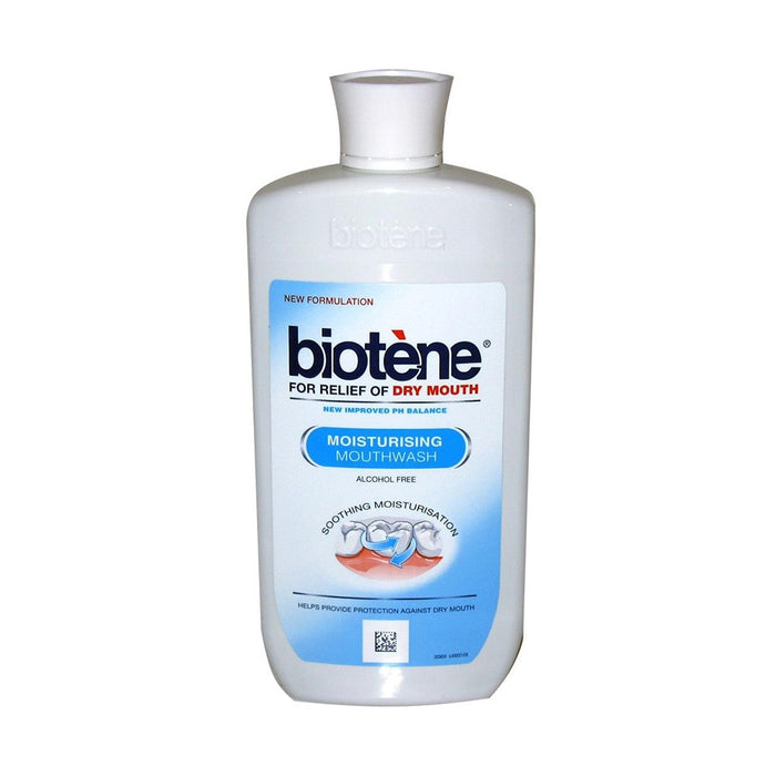 Biotene Dry Care Mouthwash 500ml