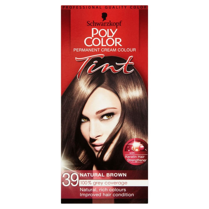 Polytint Natural Brown 39