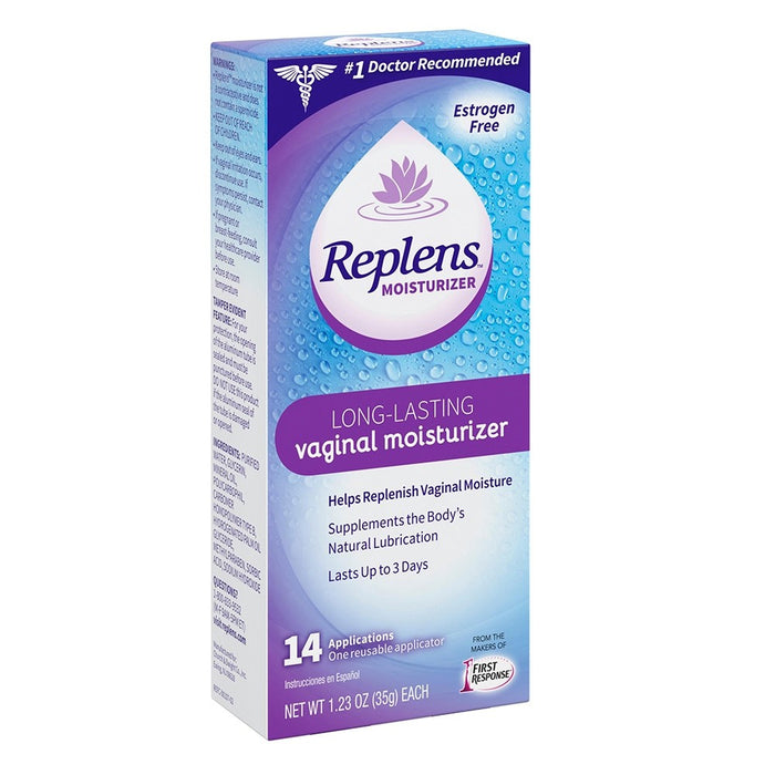 Replens Vaginal Moisture + Syring