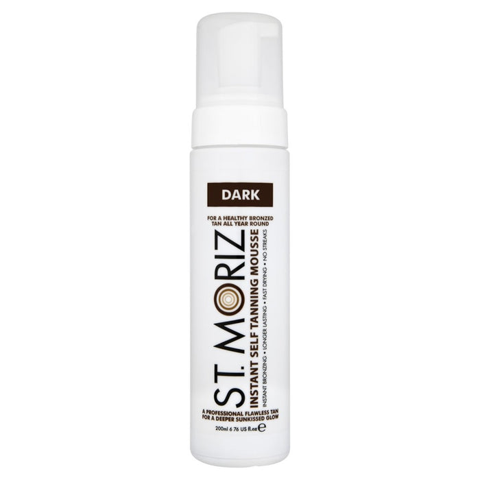 St Moriz Self Tan Mousse Dark
