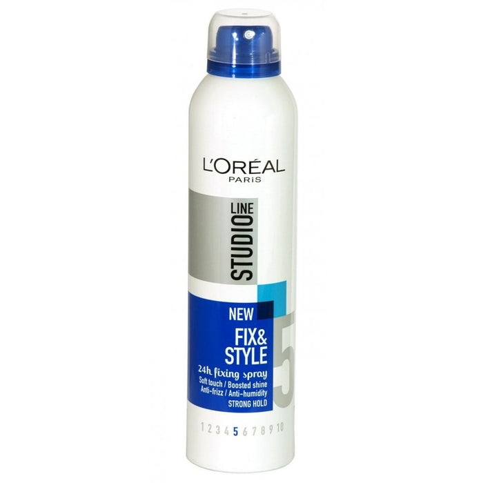Studio Fix&Style Spray Strong