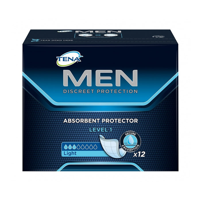 Tena For Men Pads Level 1