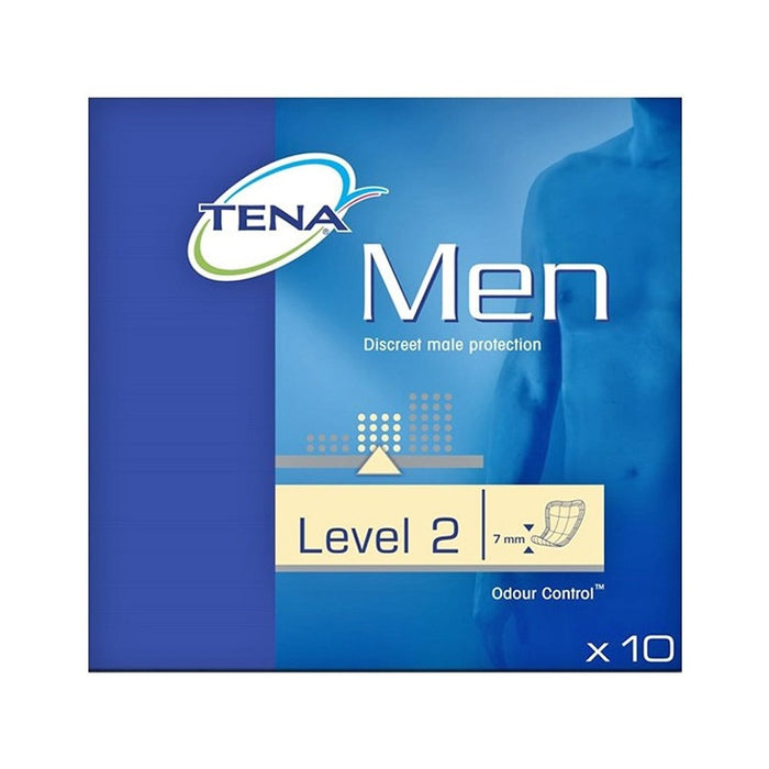 Tena For Men Pads Level 2