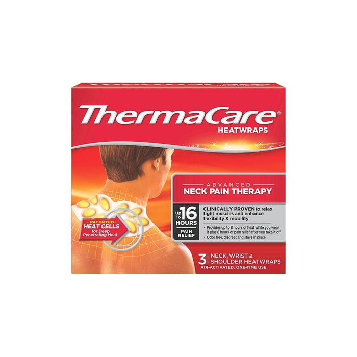 Thermacare Heat Wrap Neck/Shoulder