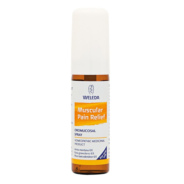 Weleda Muscular Pain Relief Oral Spray