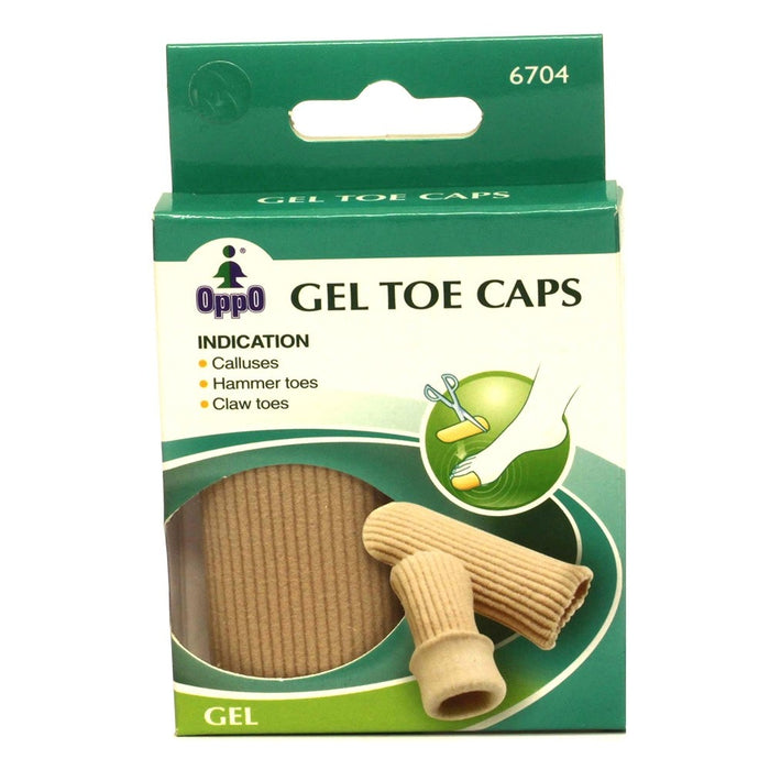 Oppo 6704 Gel Toe Cap
