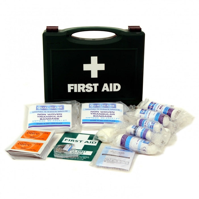 Qualicare First Aid Kit Hse