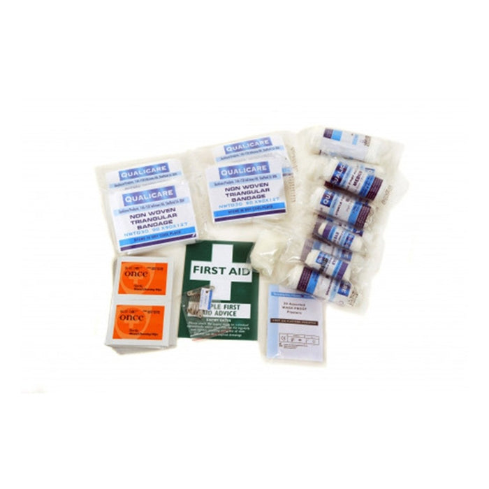 Qualicare Bsi First Aid Kit Refill