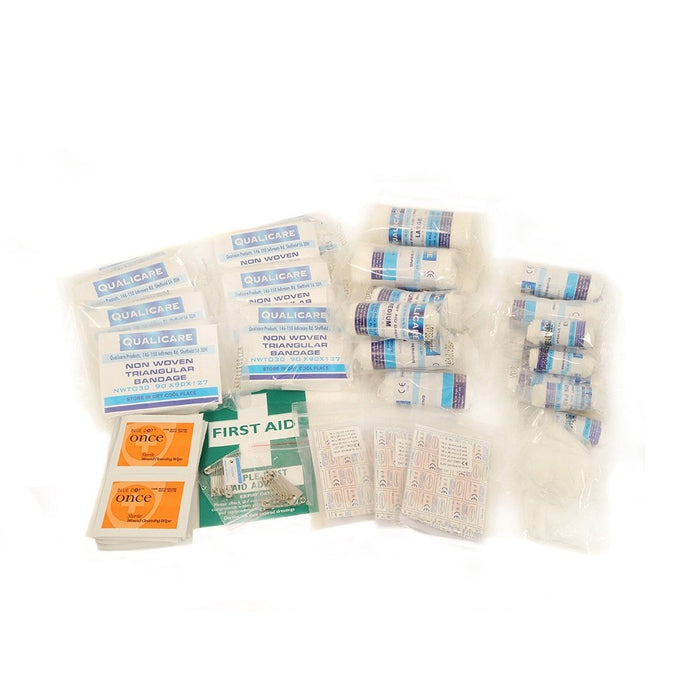 Qualicare Bsi First Aid Kit Large Refill