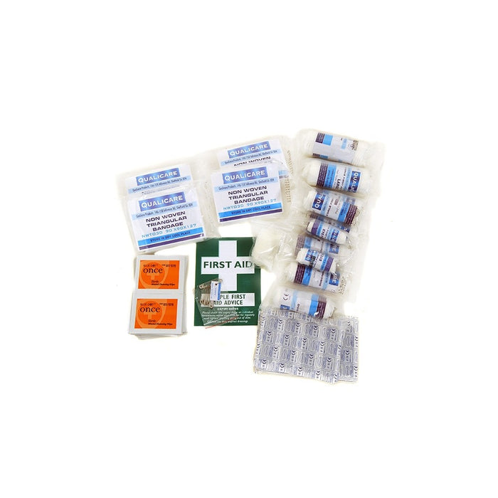 Qualicare First Aid Catering Kit Hse Refill