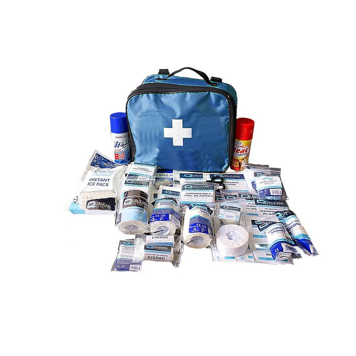 Qualicare Sports First Aid Kit Training