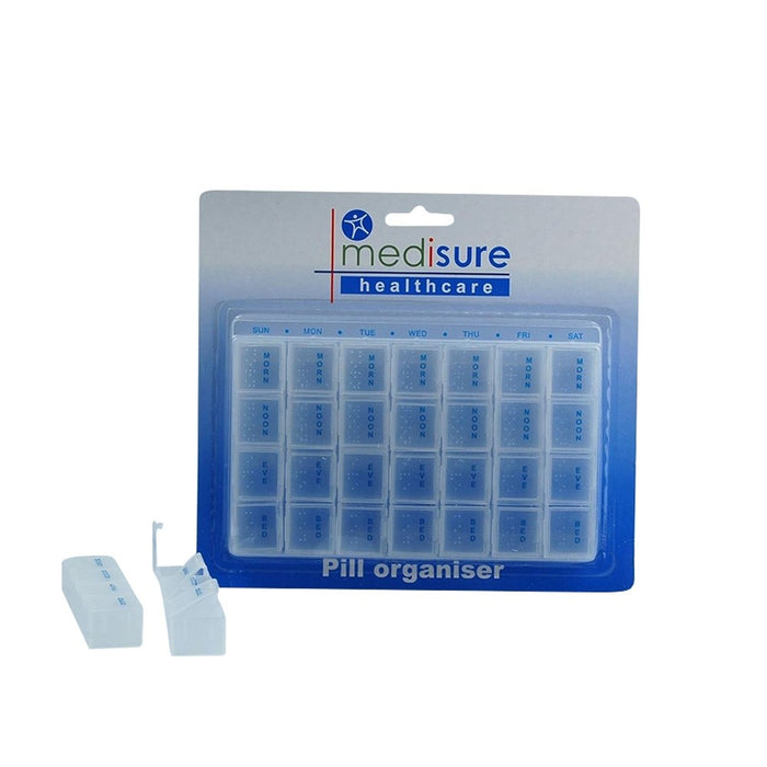 Pill Organiser 28 With Tray