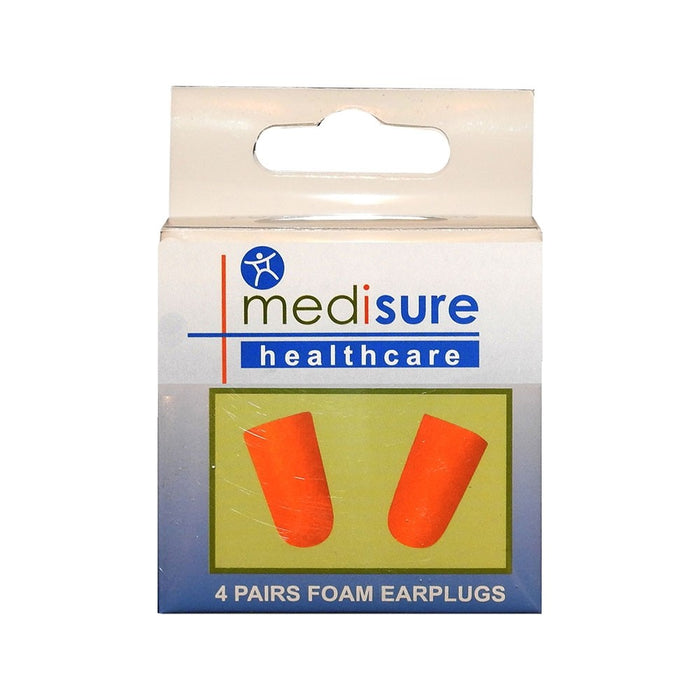 Ear Plugs 4 Pair Pack