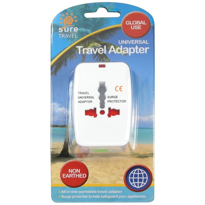 Sure Travel World Travel Adaptor