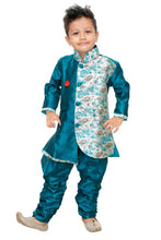 Load image into Gallery viewer, Boys Festive & Party Sherwani and Churidar Set