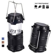 Load image into Gallery viewer, 874 Rechargeable Camping Lantern LED Solar Emergency Light Bulb