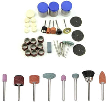 Load image into Gallery viewer, 442 Cutting Grinding Polishing Engraving Drill Bits Rotary Set (105 pcs)