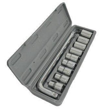 Load image into Gallery viewer, 407 -10 pc, 6 pt. 3/8 in. Drive Standard Socket Wrench Set
