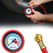 Load image into Gallery viewer, 512 -Heavy Duty Tire Inflator Gauge Air Compressor Accessories