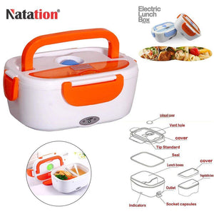 058 Electric lunch box