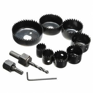415 -12 pcs 19-64mm Hole Saw Kit
