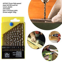 Load image into Gallery viewer, 416+419 Drill Bit (13 pcs + 5 pcs)