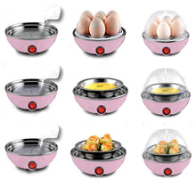 Load image into Gallery viewer, 153 Electric Egg Boiler (7 Egg Poacher)