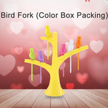 Load image into Gallery viewer, 056 Bird Fork (Color Box Packing)