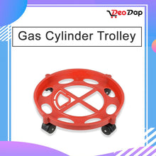 Load image into Gallery viewer, 146 Gas Cylinder Trolley