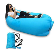 Load image into Gallery viewer, 868 Camping Inflatable Lounger Sofa