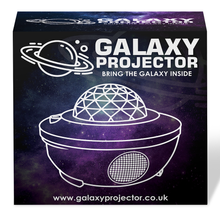Load image into Gallery viewer, Official Galaxy Projector™ Night Sky Bluetooth Light Projector