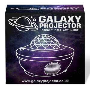 Official Galaxy Projector™ Night Sky Bluetooth Light Projector
