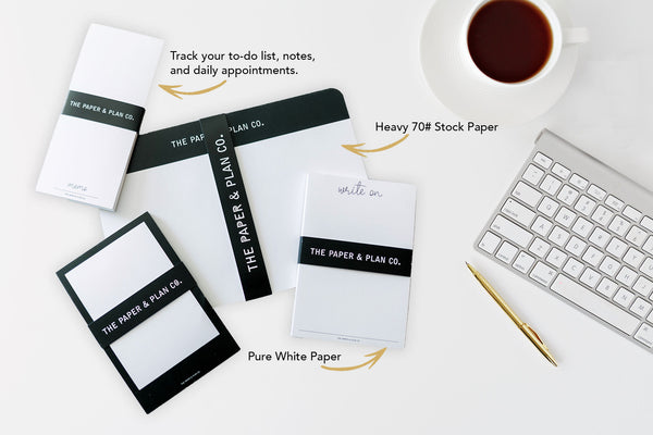 Gifts for Stationery Lovers - Office Supplies