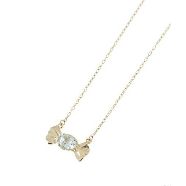 【10K-Yellow Gold】Petit Soda Candy Necklace