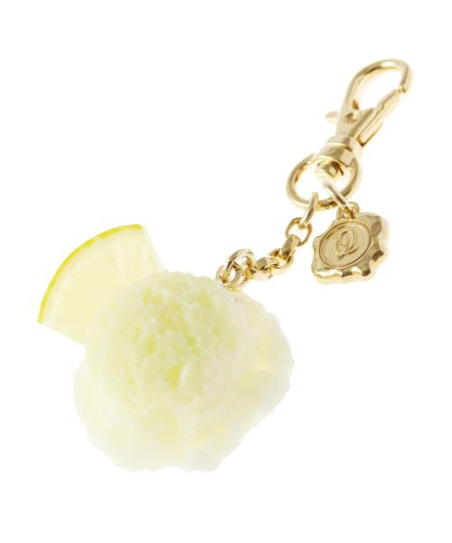 Honey & Lemon Sorbet Bag Charm