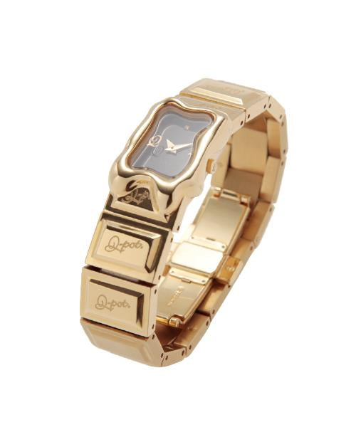 Melty Chocolate Watch (Gold)