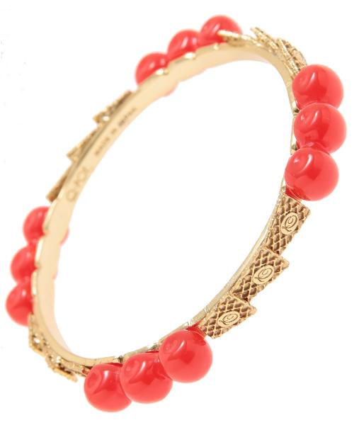 Cherry Syrup Bangle