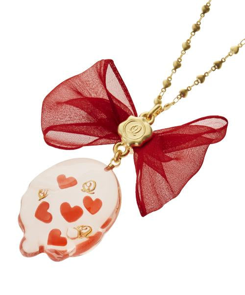 Love Heart Jelly Necklace