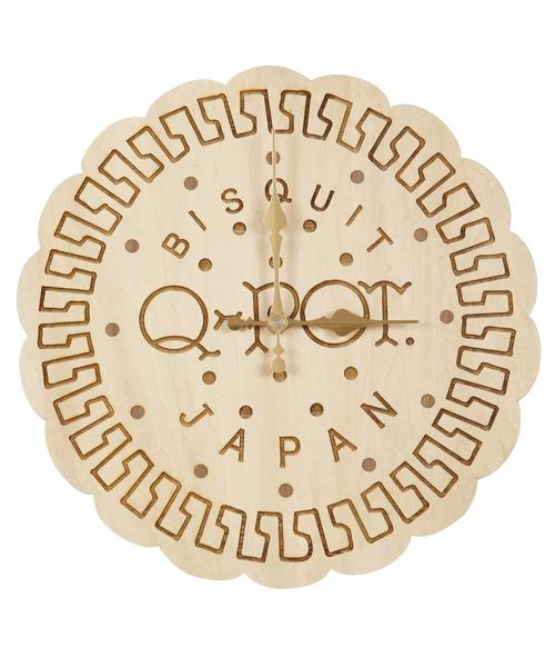 Round Biscuit Clock