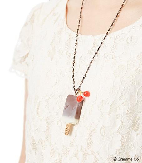Harajuku Flagship Shop Limited - Ice Candy Bar Necklace