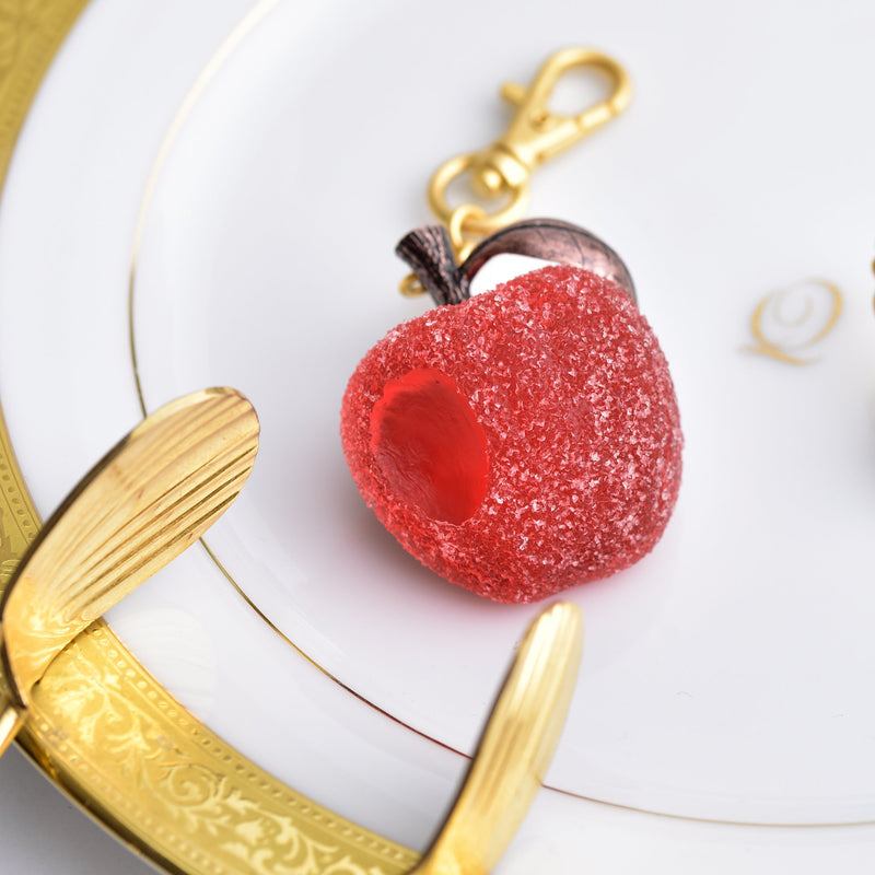 【PRE-ORDER】Vyrn Apple Pate de Fruits Bag Charm
