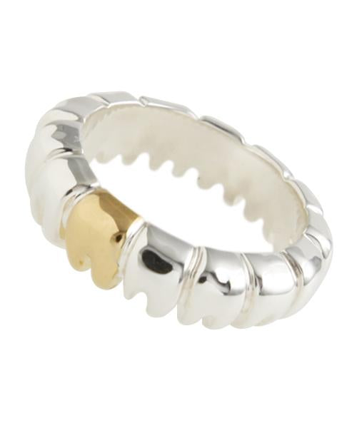 【Silver925】Wisdom Tooth Ring
